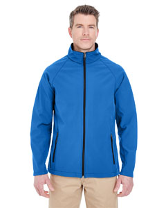 Classic Blue Men's Soft Shell Jacket