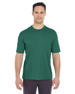 Forest Green Men's Cool & Dry Sport Tee