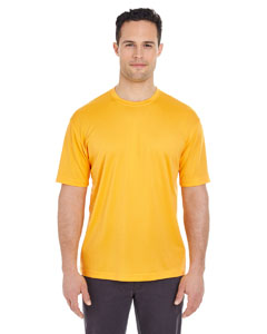 Gold Men's Cool & Dry Sport Tee