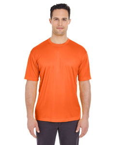 Orange Men's Cool & Dry Sport Tee