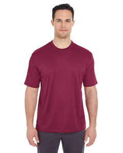 Maroon Men's Cool & Dry Sport Tee