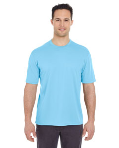 Columbia Blue Men's Cool & Dry Sport Tee