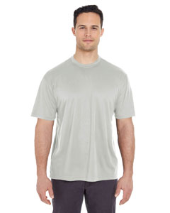 Grey Men's Cool & Dry Sport Tee