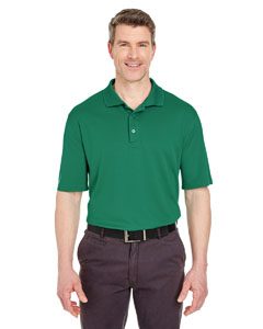 Forest Green Men's Tall Cool & Dry Sport Polo