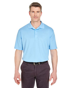 Columbia Blue Men's Tall Cool & Dry Sport Polo