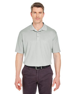 Grey Men's Tall Cool & Dry Sport Polo