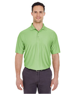 Apple Men's Cool & Dry Elite Performance Polo