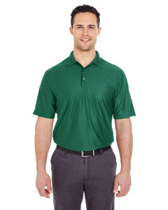 Forest Green Men's Cool & Dry Elite Performance Polo