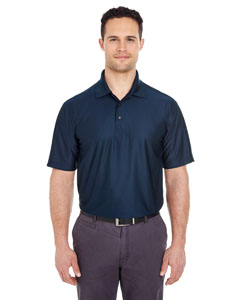 Navy Men's Cool & Dry Elite Performance Polo