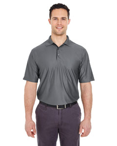 Charcoal Men's Cool & Dry Elite Performance Polo