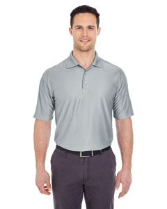 Grey Men's Cool & Dry Elite Performance Polo