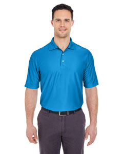 Pacific Blue Men's Cool & Dry Elite Performance Polo