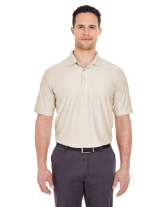 Stone Men's Cool & Dry Elite Performance Polo