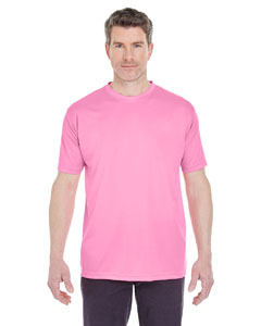 Azalea Men's Cool & Dry Sport Performance Interlock Tee