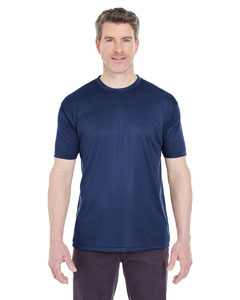 Navy Men's Cool & Dry Sport Performance Interlock Tee