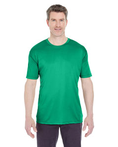 Kelly Men's Cool & Dry Sport Performance Interlock Tee