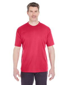Cardinal Men's Cool & Dry Sport Performance Interlock Tee