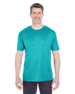 Jade Men's Cool & Dry Sport Performance Interlock Tee