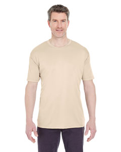 Sand Men's Cool & Dry Sport Performance Interlock Tee