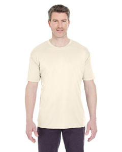 Stone Men's Cool & Dry Sport Performance Interlock Tee
