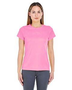Azalea Ladies' Cool & Dry Sport Performance Interlock Tee