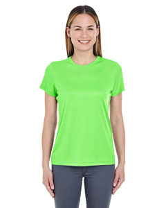 Lime Ladies' Cool & Dry Sport Performance Interlock Tee