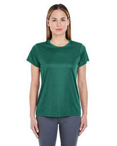 Forest Green Ladies' Cool & Dry Sport Performance Interlock Tee