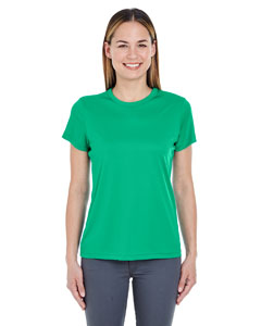 Kelly Ladies' Cool & Dry Sport Performance Interlock Tee