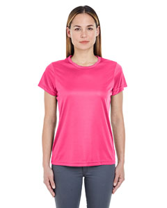 Heliconia Ladies' Cool & Dry Sport Performance Interlock Tee