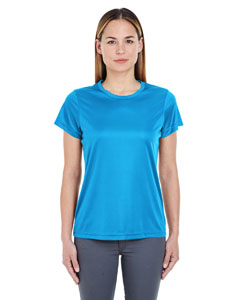 Sapphire Ladies' Cool & Dry Sport Performance Interlock Tee