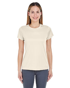 Stone Ladies' Cool & Dry Sport Performance Interlock Tee