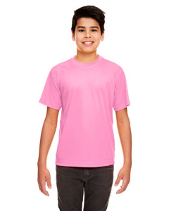 Azalea Youth Cool & Dry Sport Performance Interlock Tee