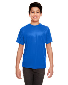 Royal Youth Cool & Dry Sport Performance Interlock Tee