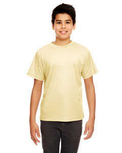 Butter Youth Cool & Dry Sport Performance Interlock Tee