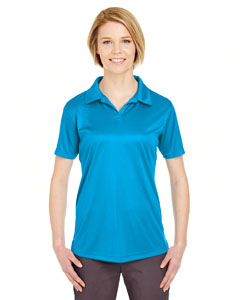 Sapphire Ladies' Cool & Dry Sport Performance Interlock Polo