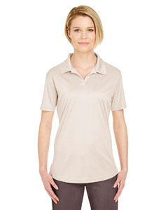 Stone Ladies' Cool & Dry Sport Performance Interlock Polo