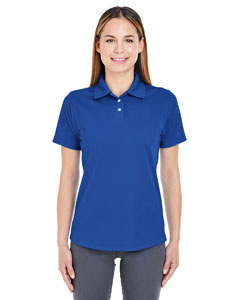 Cobalt Ladies' Cool & Dry Stain-Release Performance Polo