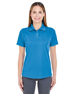 Pacific Blue Ladies' Cool & Dry Stain-Release Performance Polo