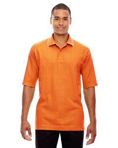 Hibiscus 606 Edry® Men's Needle-Out Interlock Polo