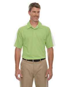 Frway Grn 602 Eperformance™ Men's Piqué Colorblock Polo