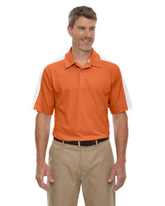 Hibiscus 606 Eperformance™ Men's Piqué Colorblock Polo