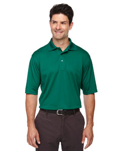 Augusta Grn 663 Eperformance™ Men's Jacquard Piqué Polo