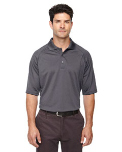 Blksilk 866 Eperformance™ Men's Ottoman Textured Polo