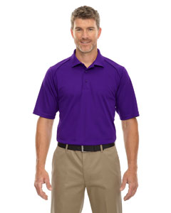 Campus Prple 427 Eperformance™ Men's Shield Snag Protection Short-Sleeve Polo
