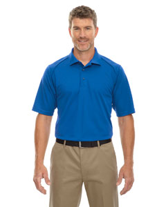 True Royal 438 Eperformance™ Men's Shield Snag Protection Short-Sleeve Polo