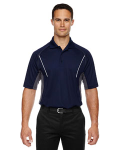 Classic Navy 849 Eperformance™ Men's Parallel Snag Protection Polo with Piping
