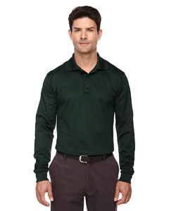 Forest Gren 630 Eperformance™ Men's Armour Snag Protection Long-Sleeve Polo