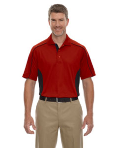 Classic Red 850 Eperformance™ Men's Fuse Snag Protection Plus Colorblock Polo