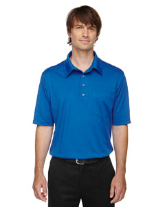 True Royal 438 Eperformance™ Men's Tall Shift Snag Protection Plus Polo