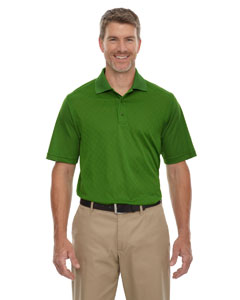 Valley Green 448 Extreme Eperformance™ Men's Stride Jacquard Polo